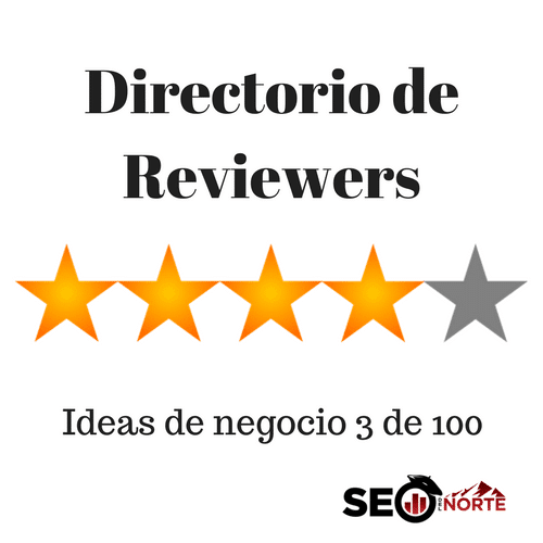 Directorio de reviewers Amazon, Tripadvisor y Local Guides [Ideas de negocio 3 de 100]
