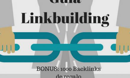 Guía completa linkbuilding