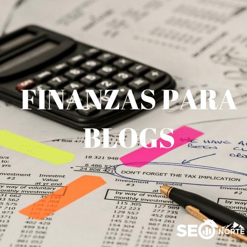 finanzas para blogs