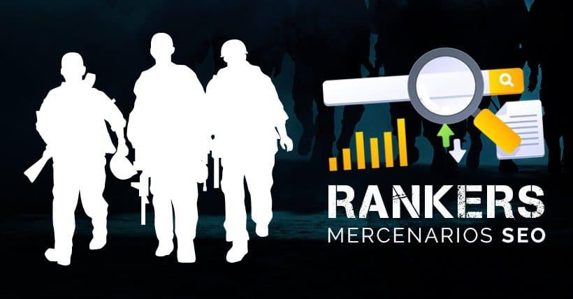 rankers y mercenarios seo