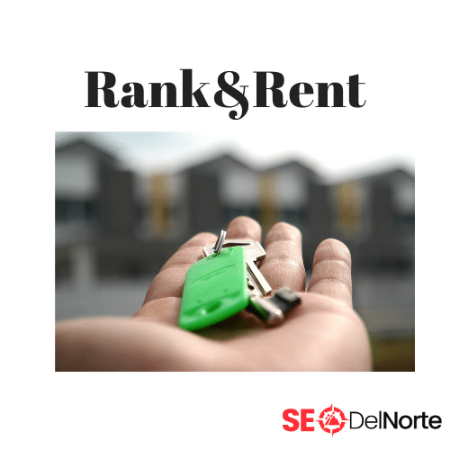 Alquiler de webs (Rank and Rent)