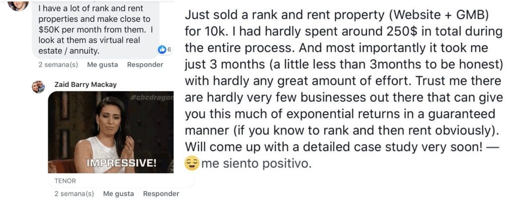 exito rank&rent