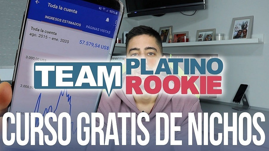 Teamplatino Rookie