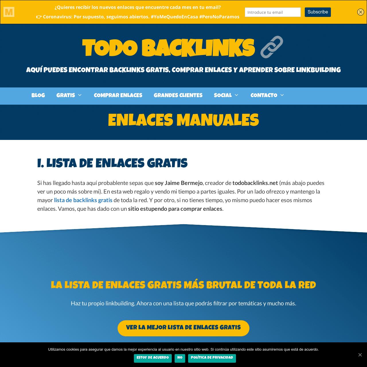 Todobacklinks