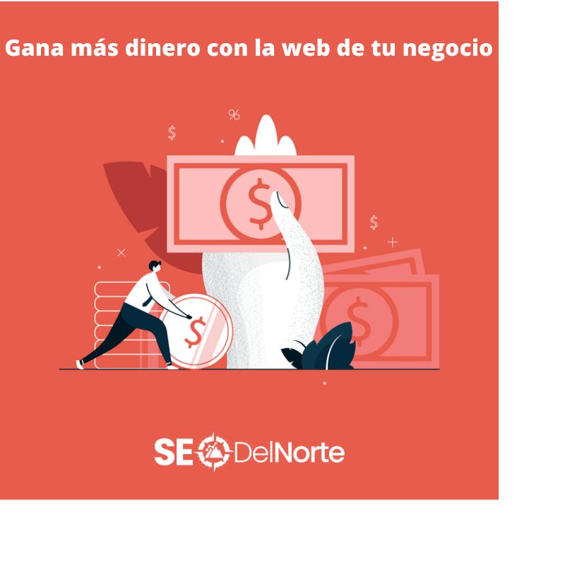 gana mas dinero con la web de tu negocio