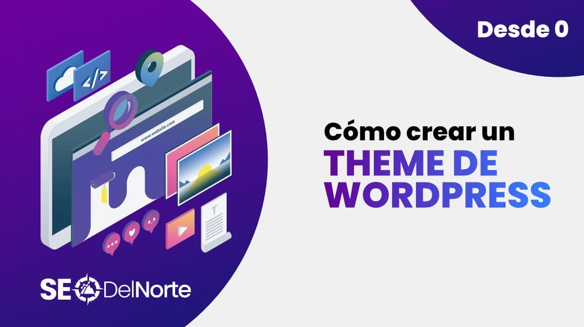 como crear un theme en wordpress